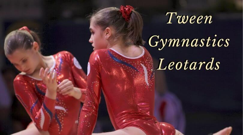 Tween Gymnastics Leotards